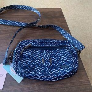 Lug small crossbody bag - style is called carousel
